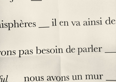 <i>Je suis venue faire l'amour</i> de Chantal Neveu