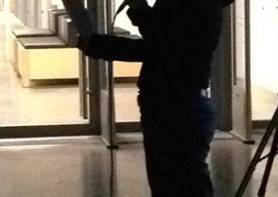 """Lecture de <a href=""""http://www.contre-mur.com/project/corinne-lovera-vitali/"""">Corinne Lovera Vitali</a> - Présentation des éditions Contre-mur au Frac Paca - 21 janvier 2017"""